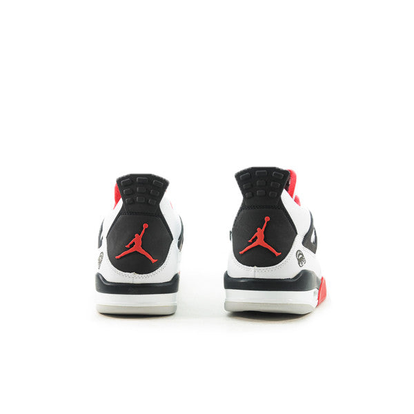 "AIR JORDAN 4 RETRO ""FIRE RED MARS BLACKMON"" 2006"