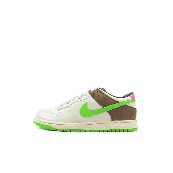 "NIKE DUNK LOW PREMIUM WMNS ""BIRCH GREEN BEAN"" 314384-231"