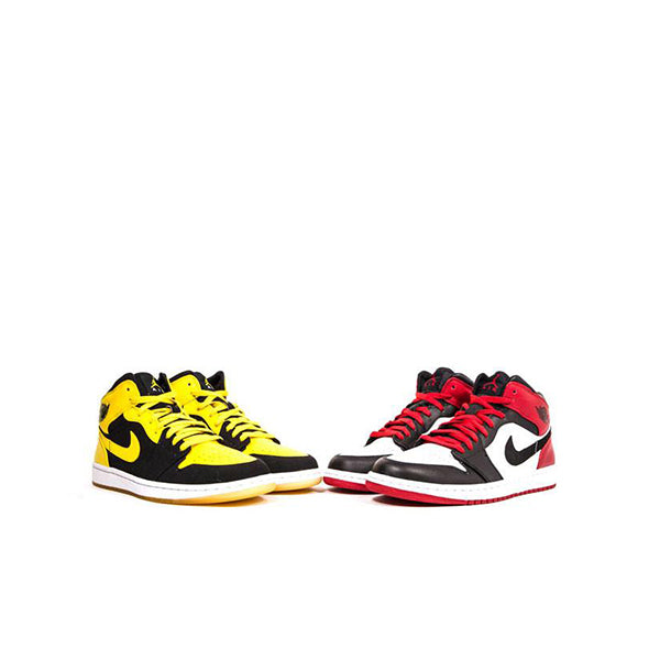 "AIR JORDAN 1 RETRO ""OLD LOVE NEW LOVE"" BMP PACK 2007 316132-991"