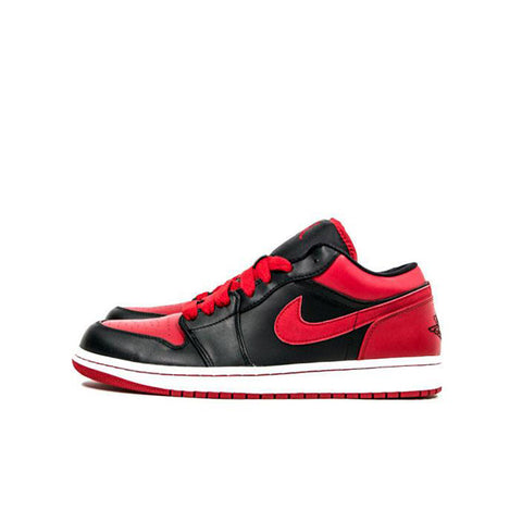 "AIR JORDAN 1 LOW PHAT 2008 ""BRED"" 338145-061"