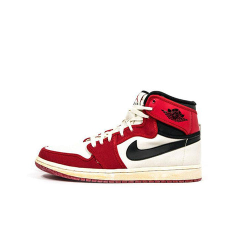 "AIR JORDAN 1 RETRO KO HIGH 2010 ""VARSITY RED"" 402297-101"