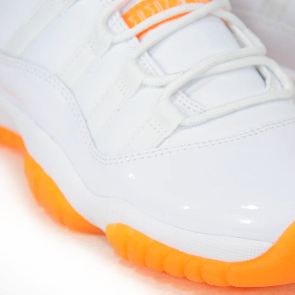 "AIR JORDAN 11 LOW GS ""CITRUS"" 2015"