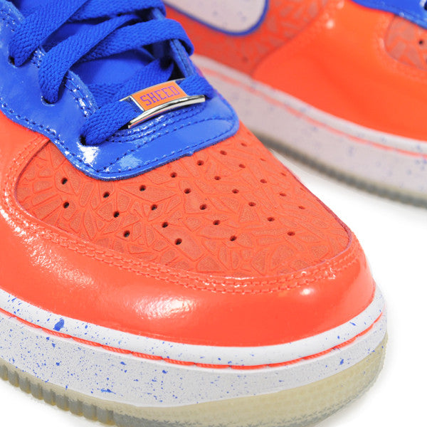 "NIKE AIR FORCE 1 HI CMFT PRM RW QS ""TOTAL CRIMSON"" 624185-800"