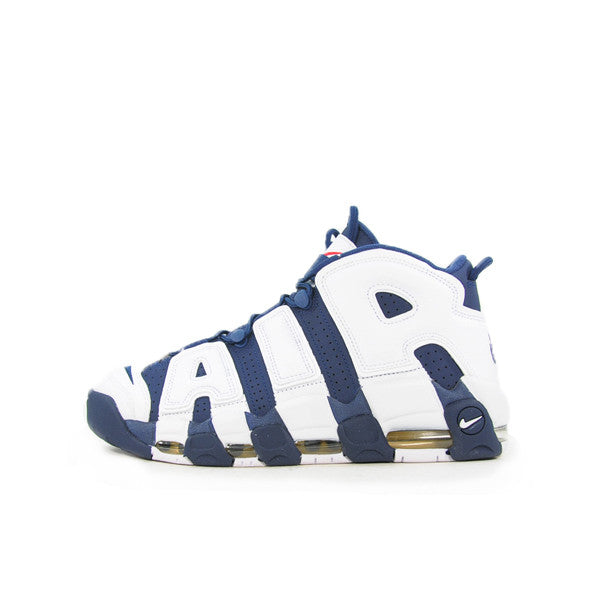 "NIKE AIR MORE UPTEMPO ""OLYMPIC"" 2016 414962-104"