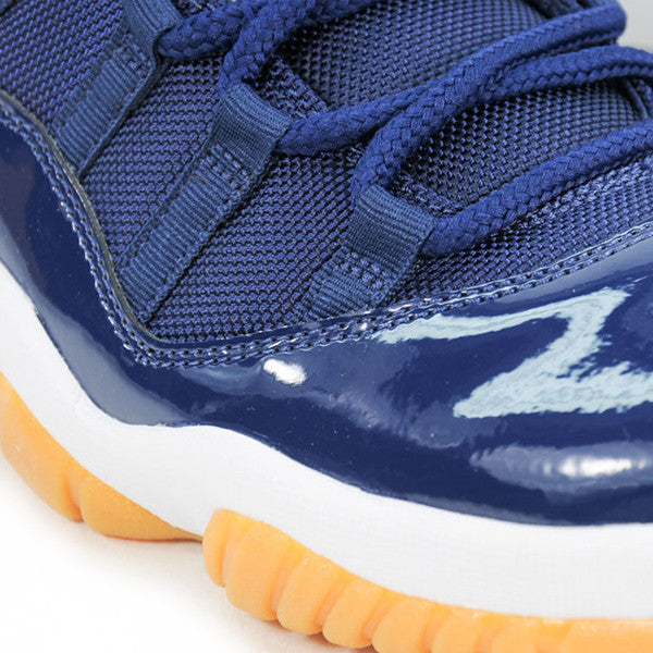 AIR JORDAN 11 LOW MIDNIGHT NAVY 2016