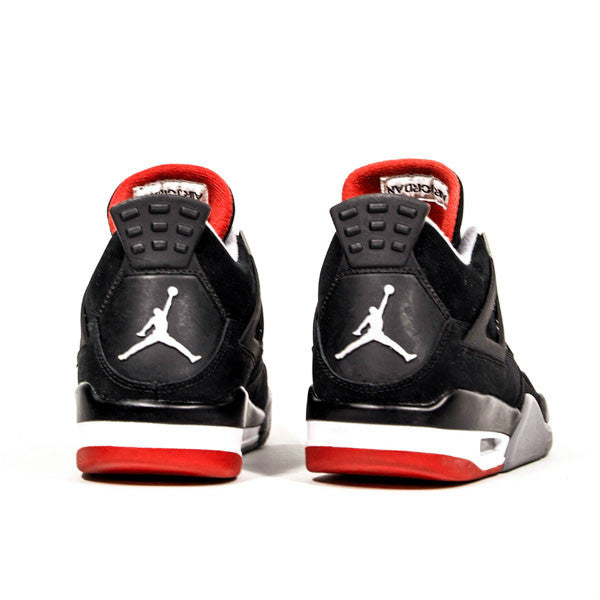 "AIR JORDAN 4 RETRO ""BRED"" 2012"