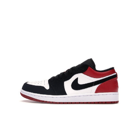 "AIR JORDAN 1 LOW ""BLACK TOE"" 2019 553558-116"