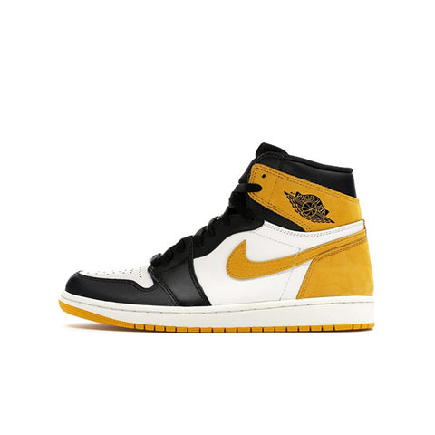 "AIR JORDAN 1 ""YELLOW OCHRE"" 2019 555088-109"