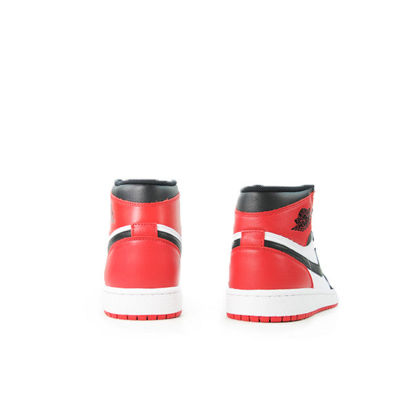 "AIR JORDAN 1 ""BLACK TOE"" 2013 555088-184"