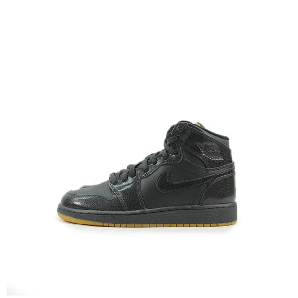 "AIR JORDAN 1 GS ""BLACK GUM"" 2014 575441-020"