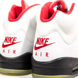 "AIR JORDAN 5 RETRO 2000 ""FIRE RED"" 136027-101"