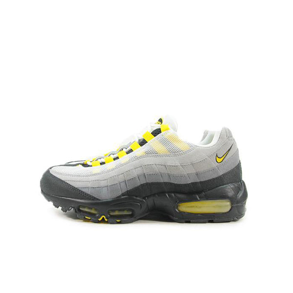 "NIKE AIR MAX 95 ""TOUR YELLOW/GREY"" 2009 609048-105"