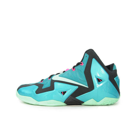 "NIKE LEBRON 11 ""SOUTH BEACH"" 2014 616175-330"