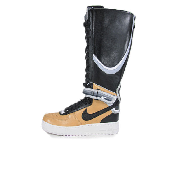 "NIKE AIR FORCE 1 TISCI GIVERNCHY BOOTS WMNS ""TAN"" 2016 669918-200"