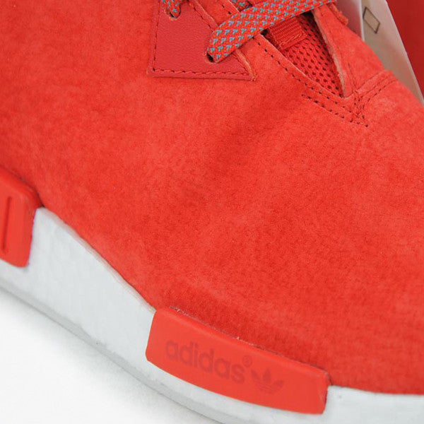 "ADIDAS NMD CHUKKA C1 ""RED SUEDE"""
