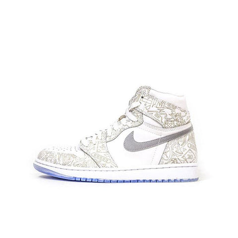 "AIR JORDAN 1 RETRO HIGH OG ""LASER"" 705289-100"