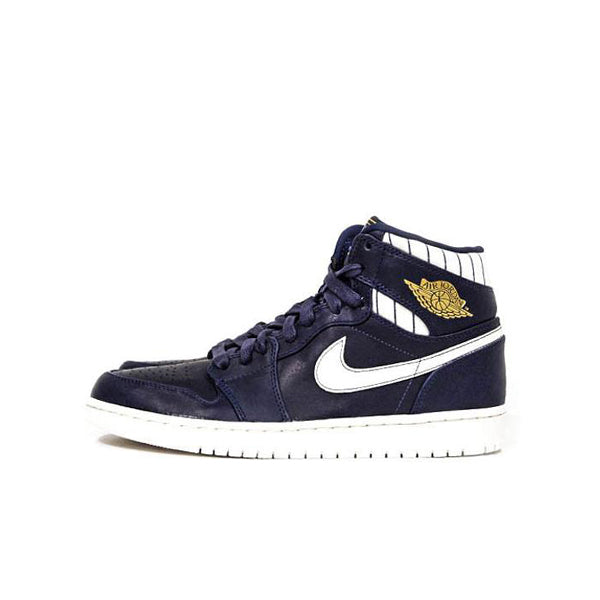 "AIR JORDAN 1 RETRO HIGH ""DEREK JETER"" 715854-402"