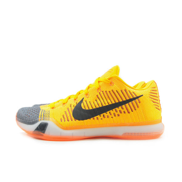 "NIKE KOBE X ELITE LOW ""RIVALRY"" 2015 747212-818"
