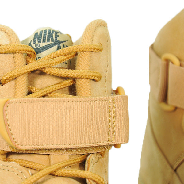 "NIKE AIR FORCE 1 HIGH ""WHEAT"" 2015 806403-200"