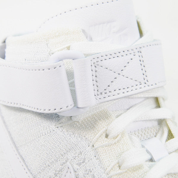 "NIKE AIR FORCE 1 FLYKNIT WMNS ""PURE PLATINUM"" 2016 818018-100"