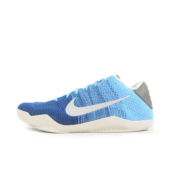 "NIKE KOBE 11 ELITE LOW MUSE ""BRAVE BLUE"" 2016 822675-404"