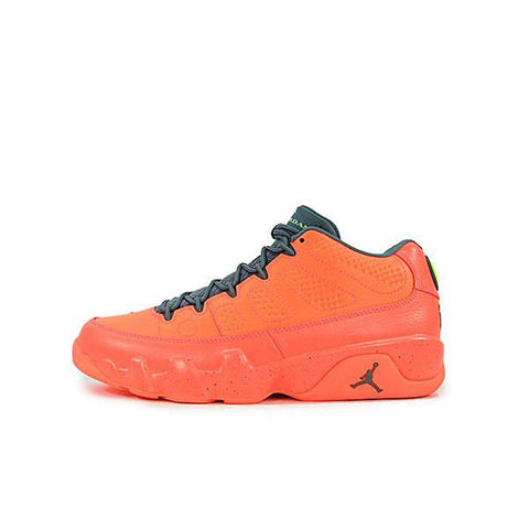 "AIR JORDAN 9 LOW ""BRIGHT MANGO"" 2016 832822-805"