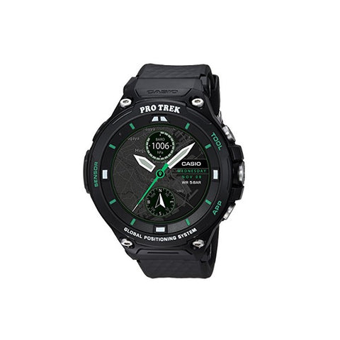 CASIO PRO TREK SMART WATCH LIMITED EDITION BLACK WSD-F20A-BKAAU