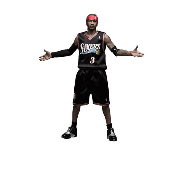 ENTERBAY ALLEN IVERSON 1:6 FIGURE (RE-EDITION WITH 1 EXTRA BODY)