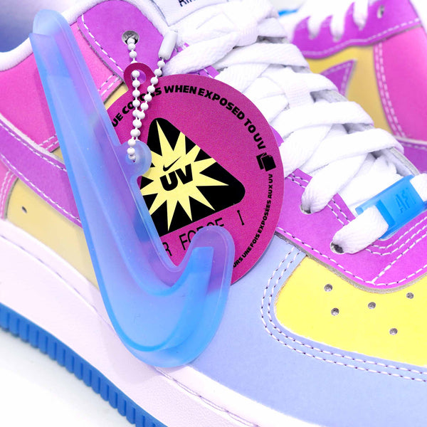 NIKE AIR FORCE 1 LOW LX UV REACTIVE W 2021