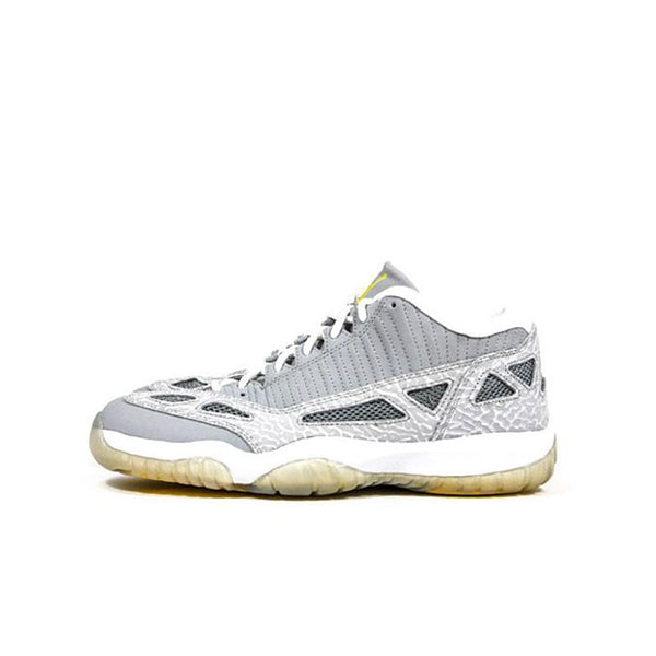 "AIR JORDAN 11 RETRO LOW IE ""COOL GREY"" 306008-072"