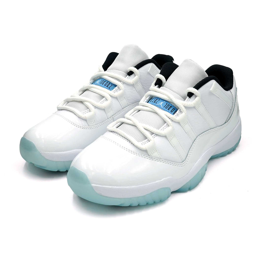 PRE ORDER AIR JORDAN 11 RETRO LOW LEGEND BLUE 2021