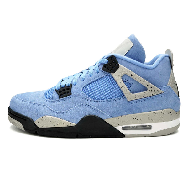 AIR JORDAN 4 RETRO UNIVERSITY BLUE 2021
