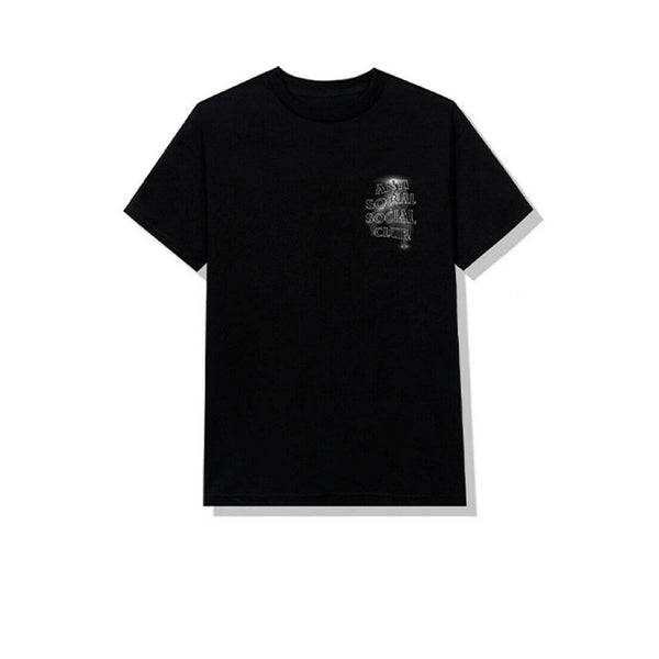 ANTI SOCIAL SOCIAL CLUB TWISTED TEE BLACK 2020