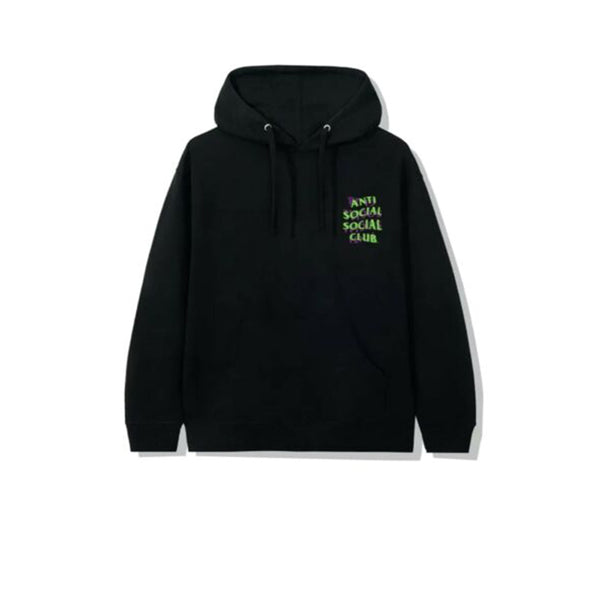 ANTI SOCIAL SOCIAL CLUB UPSET HOODIE BLACK