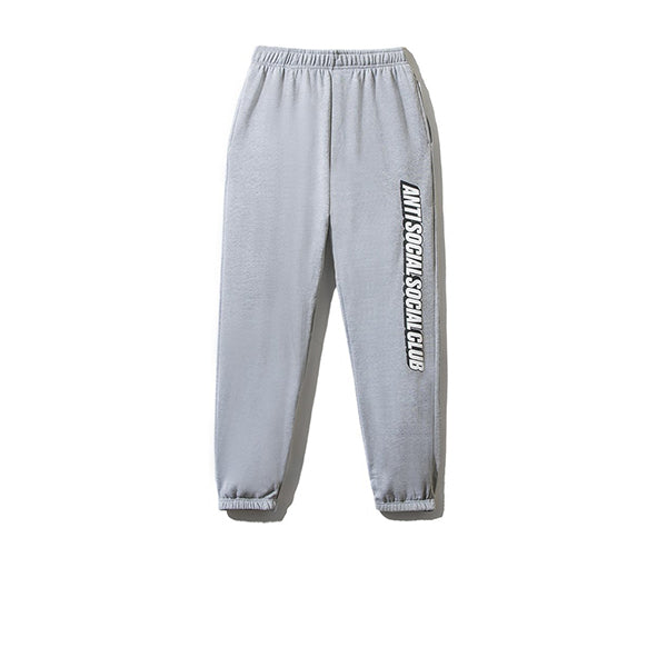 ANTI SOCIAL SOCIAL CLUB BLOCKED SWEATPANTS GREY