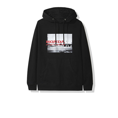 ANTI SOCIAL SOCIAL CLUB HONDA PICO BLVD HOODIE BLACK