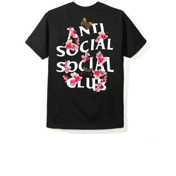 ANTI SOCIAL SOCIAL CLUB KKOCH TEE BLACK