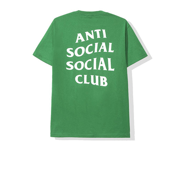 ANTI SOCIAL SOCIAL CLUB LOS ANGELES TEE GREEN