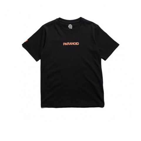 ANTI SOCIAL SOCIAL CLUB PARANOID UNDEFEATED TEE BLACK