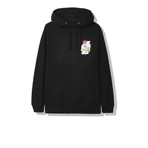 ANTI SOCIAL SOCIAL CLUB PLANT ME HOODIE BLACK