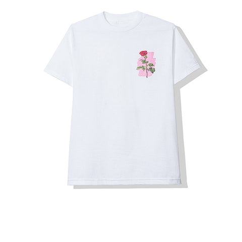 ANTI SOCIAL SOCIAL CLUB PLANT ME TEE WHITE