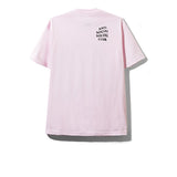 ANTI SOCIAL SOCIAL CLUB SHATTO TEE PINK