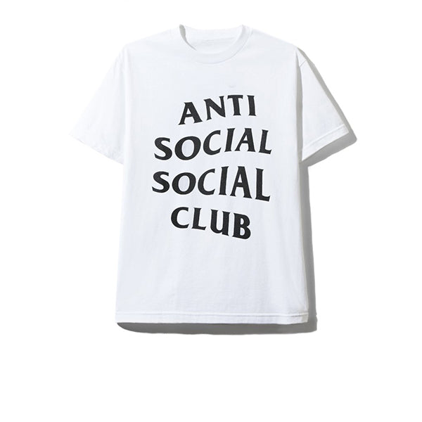 ANTI SOCIAL SOCIAL CLUB SHATTO TEE WHITE