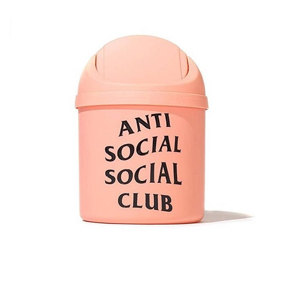 ANTI SOCIAL SOCIAL CLUB TRASH BIN