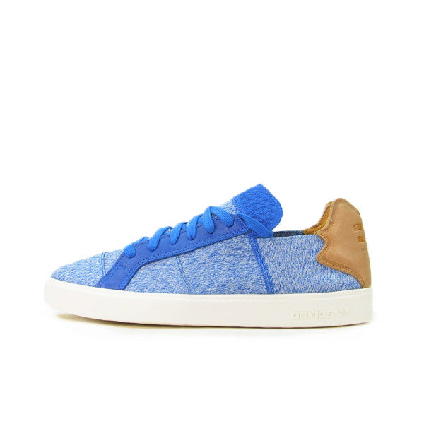 "ADIDAS PHARRELL WILLIAMS LACE-UP ""BLUE"" 2016 AQ5779"