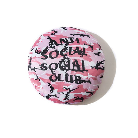"ANTI SOCIAL SOCIAL CLUB MARSHMELLO PILLOW ""PINK"""