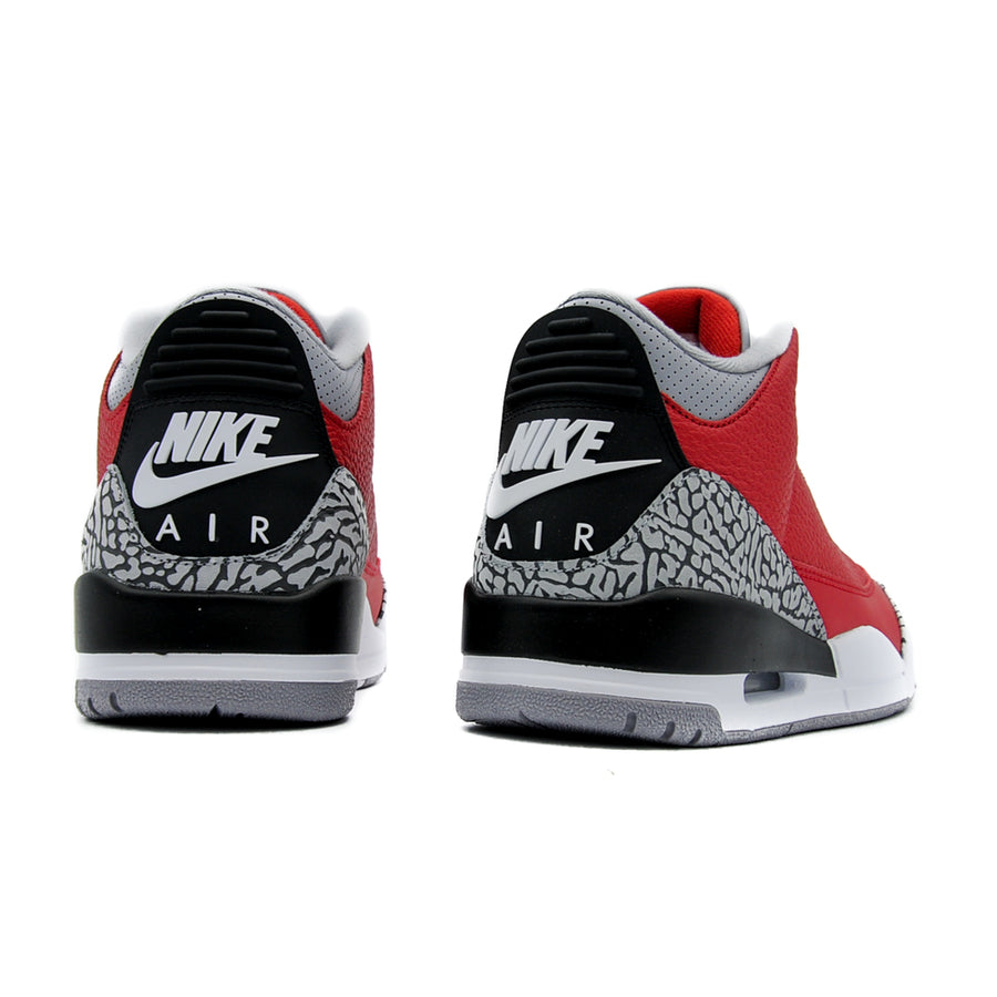 "AIR JORDAN 3 RETRO SE ""UNITE FIRE RED"" 2020"