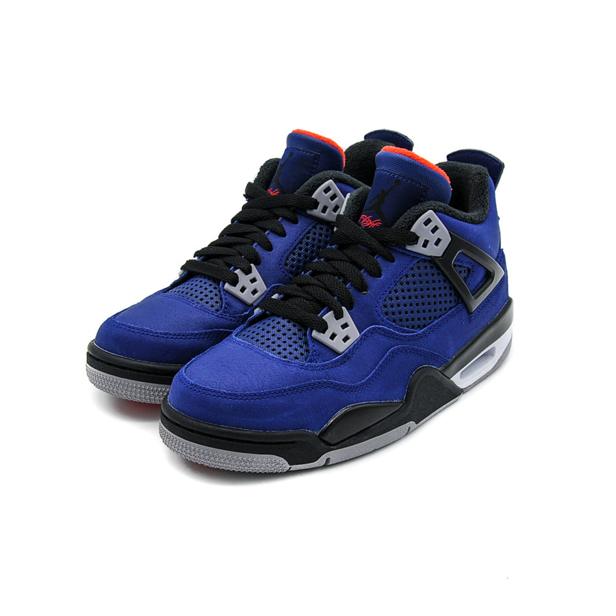 "AIR JORDAN 4 GS ""WINTERIZED LOYAL BLUE"" 2019"