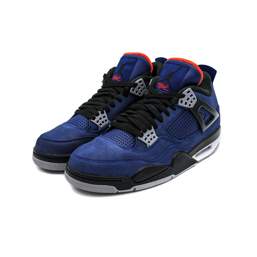 "AIR JORDAN 4 RETRO ""WINTERIZED LOYAL BLUE"" 2019"