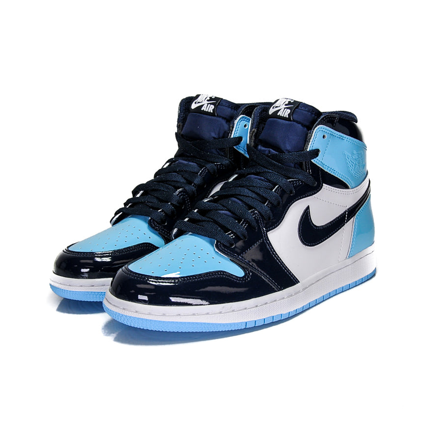 "AIR JORDAN 1 WMNS ""UNC PATENT"" 2019 CD0461-401"